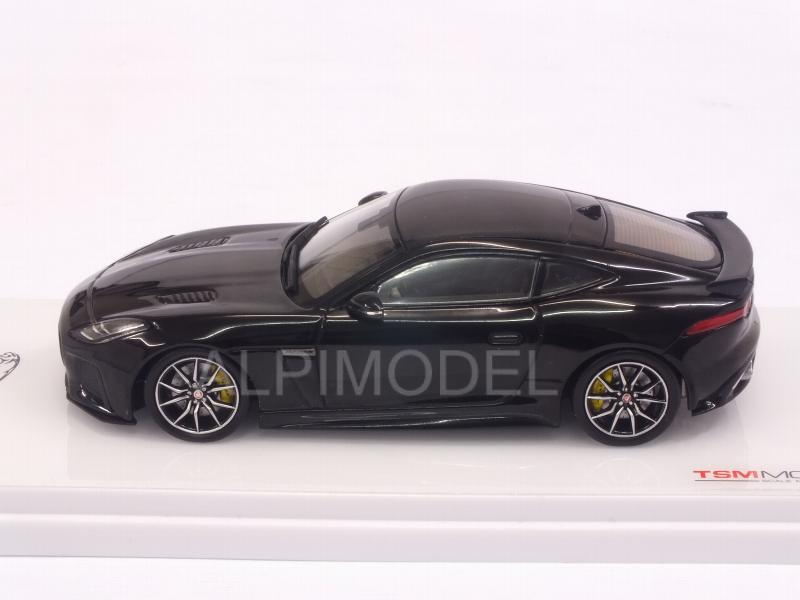 Jaguar F-Type SVR AWD (Ultimate Black) - true-scale-miniatures