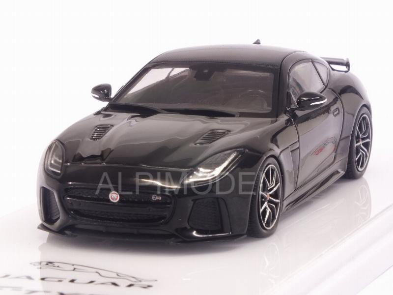 Jaguar F-Type SVR AWD (Ultimate Black) by true-scale-miniatures