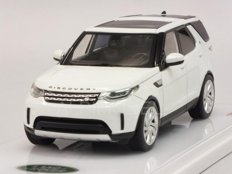 Land Rover Discovery 2015 (Fuji White) by true-scale-miniatures