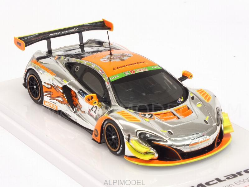 McLaren 650S GT3 #22 Super Taikyu Fuji Clearwater Racing 2016 - true-scale-miniatures
