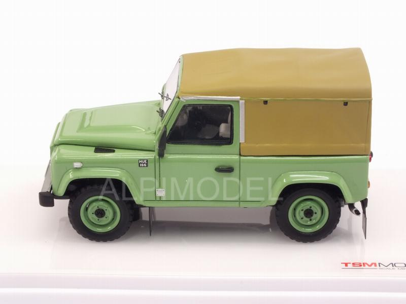 Land Rover Defender 90 Heritage - The Last Land Rover Defender - true-scale-miniatures