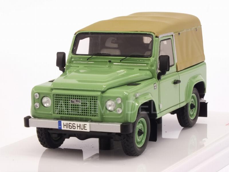 Land Rover Defender 90 Heritage - The Last Land Rover Defender by true-scale-miniatures