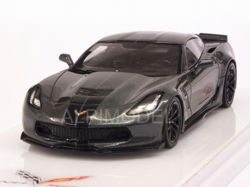 Chevrolet Corvette Grand Sport Watkins Glen (Grey Metallic) by true-scale-miniatures