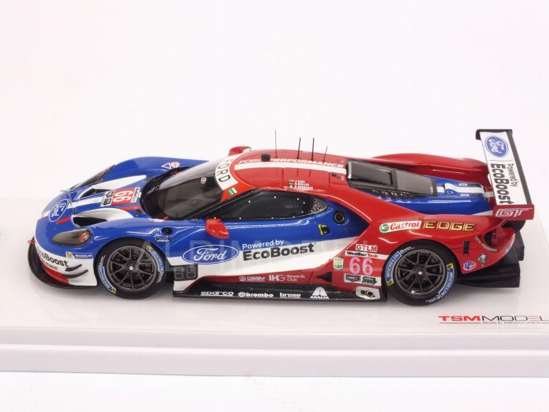 Ford GT Ganassi Racing #66 Winner 24h Daytona 2017 - true-scale-miniatures