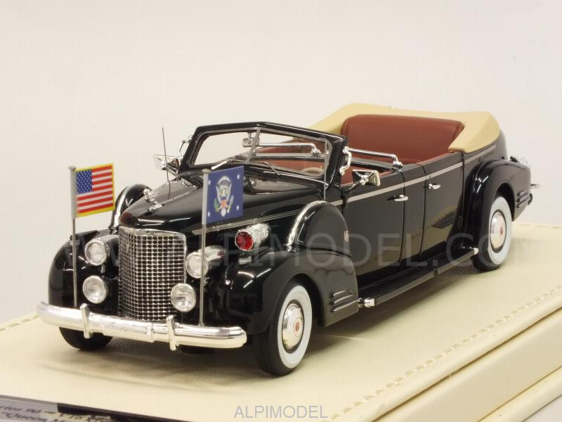 Cadillac Series 90 V16 Presidential Limousine Queen Mary 1938 by true-scale-miniatures