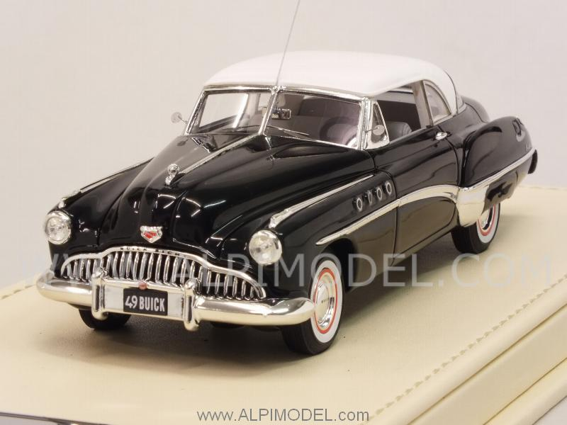 Buick Roadmaster Riviera Coupe 1949 (Black) by true-scale-miniatures