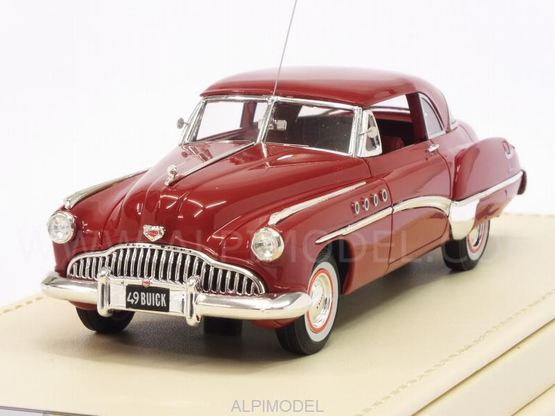 Buick Roadmaster Rivera 1949 (Red) by true-scale-miniatures