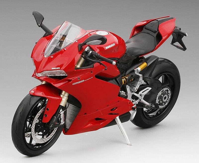 Ducati 1299 Panigale 2015 (Red) by true-scale-miniatures