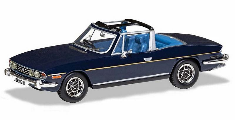 Triumph Stag Mk2 (Sapphire Blue) by vanguards