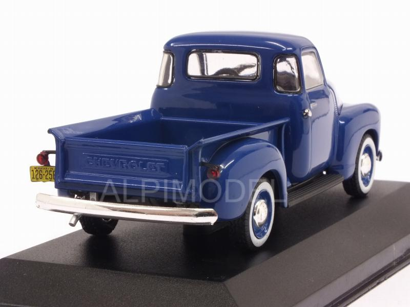 Chevrolet 3100 PickUp 1950 (Blue) - whitebox