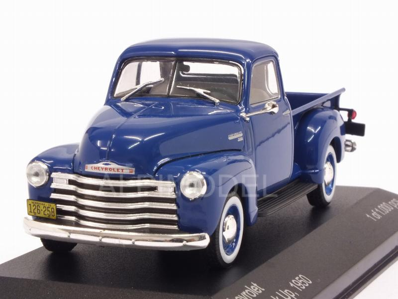 Chevrolet 3100 PickUp 1950 (Blue) by whitebox