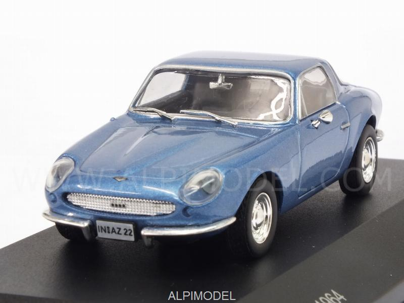 DKW GT Malzoni 1964 (Metallic Blue) by whitebox