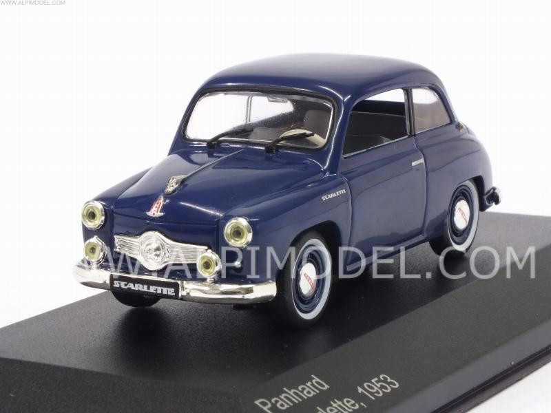 Panhard Scarlette 1953 (Blue) by whitebox