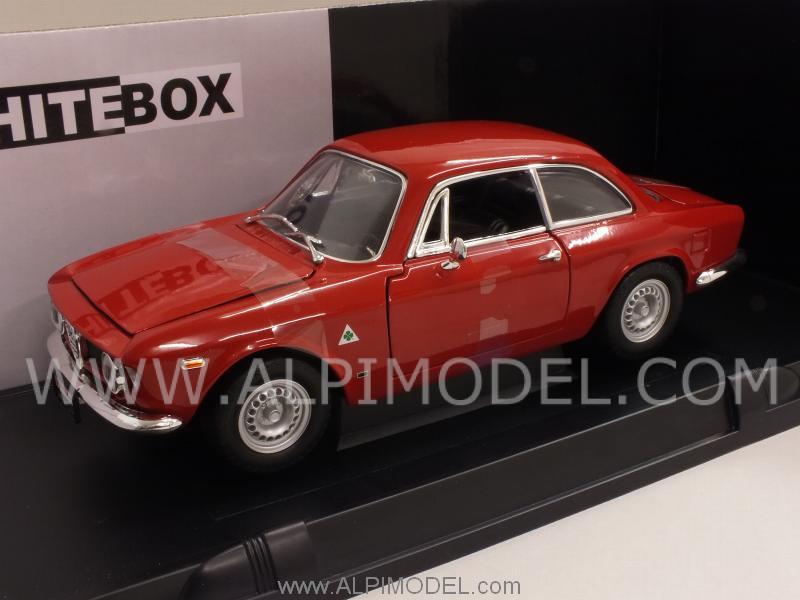 Alfa Romeo Giulia >> whitebox Alfa Romeo Giulia Sprint GTA 1965 (Red) (1/18 scale model)