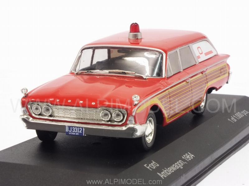 Ford Amblewagon 1964 by whitebox