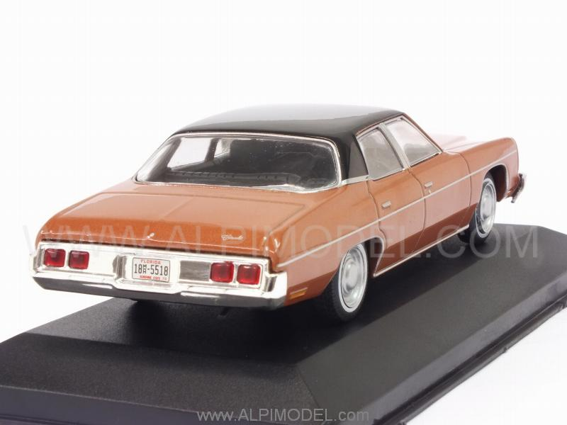 Chevrolet Bel Air 1973 (Copper Metallic/Black) - whitebox