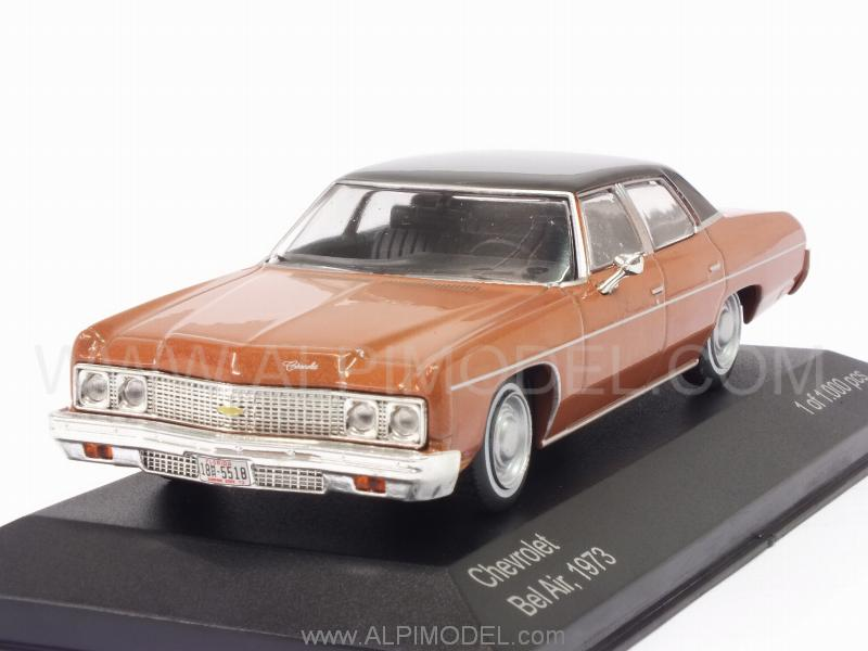 Chevrolet Bel Air 1973 (Copper Metallic/Black) by whitebox