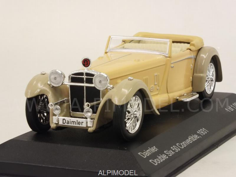 Daimler Double Six 50 Convertible 1931 (Beige) by whitebox