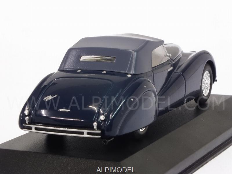 WHITEBOX WB Alfa Romeo C SS Spider Soft Top Blue - Alfa romeo spider soft top