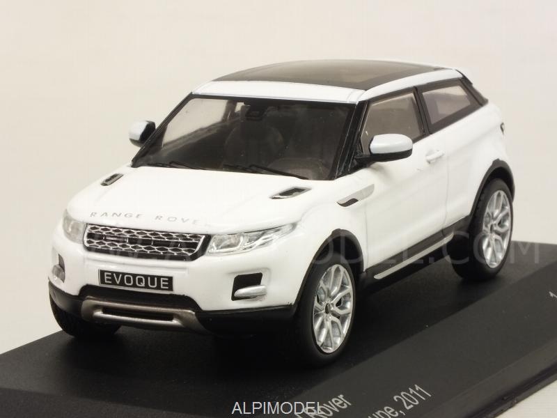 Land Rover Evoque Coupe 2011 (White) by whitebox