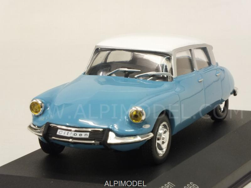 Citroen DS19 1966 (Light Blue) by whitebox
