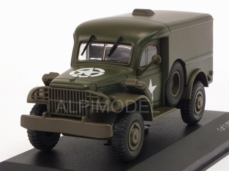 Dodge WC54 Military Truck by whitebox