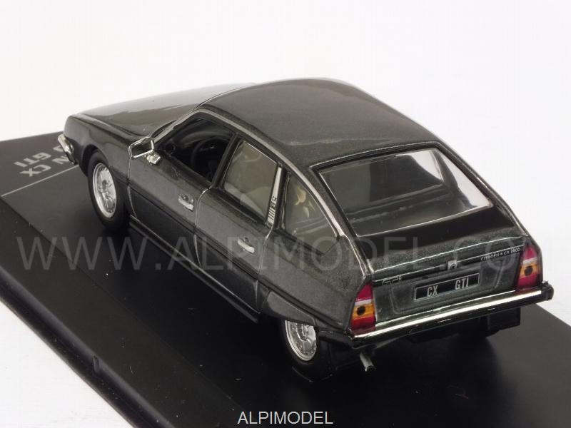 metallic-dunkelgrau 1977-1:43 WhiteBox Citroen CX 2400 GTI #250