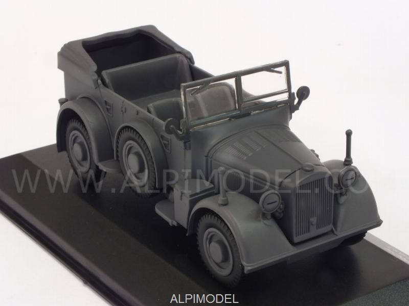 Horch 901 1937 (Matt Dark Grey) - whitebox