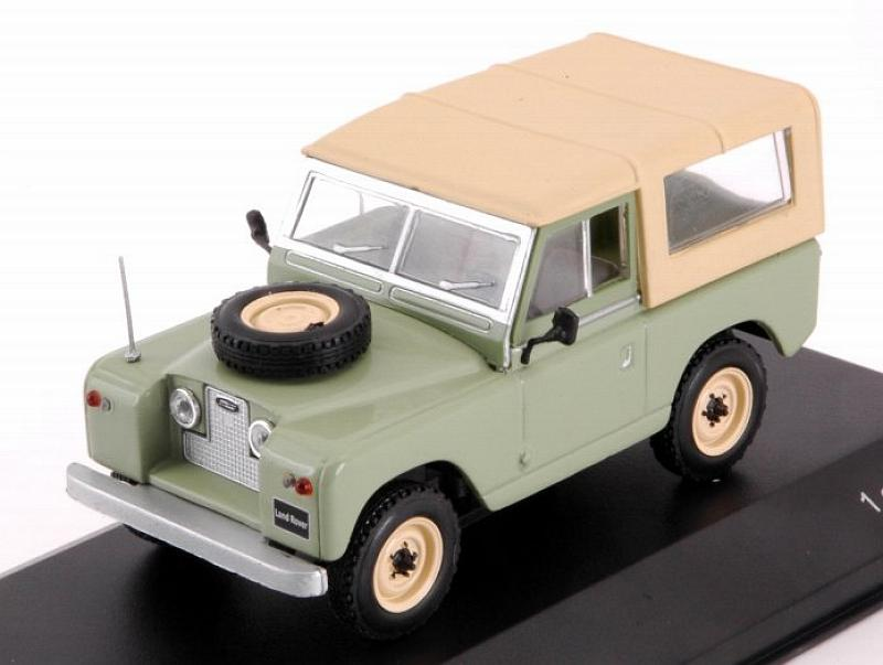 Land Rover 88 Series II 1961 (Light Green) by whitebox