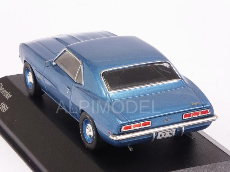 Chevrolet Camaro 1969 (Metallic Blue) - whitebox