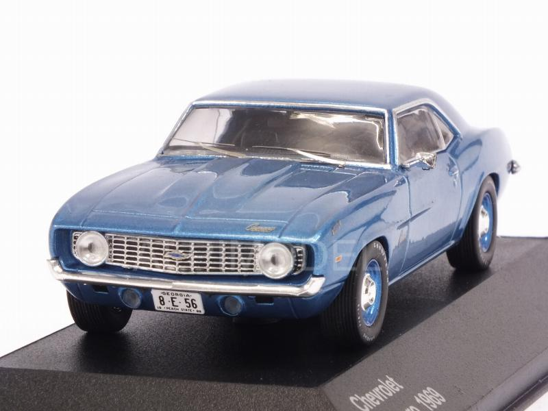 Chevrolet Camaro 1969 (Metallic Blue) by whitebox