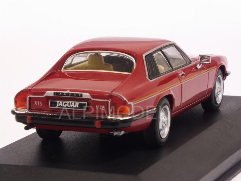 Jaguar XJS 1982 (Dark Red) - whitebox