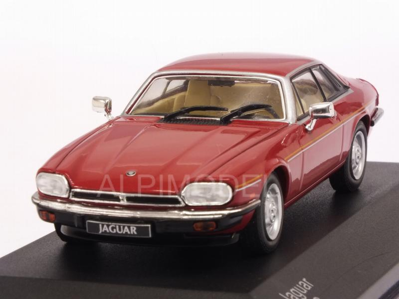 Jaguar XJS 1982 (Dark Red) by whitebox