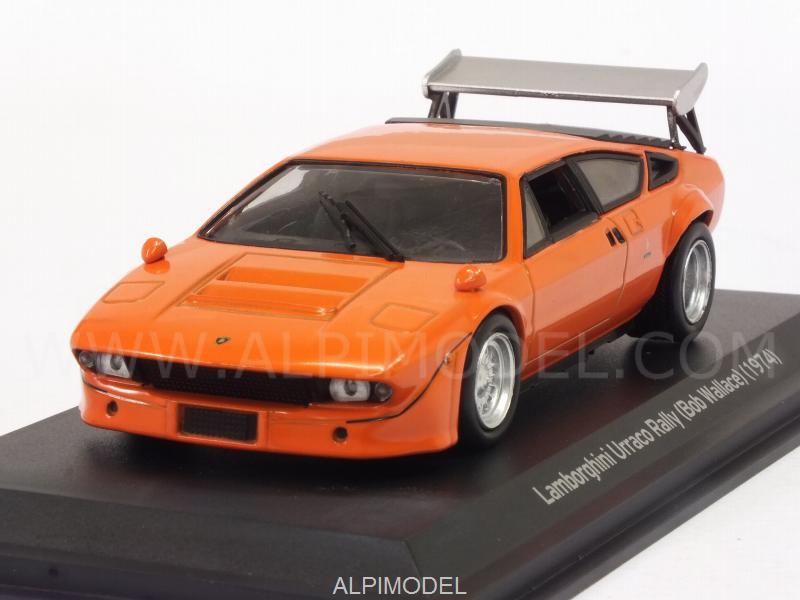 Whitebox Wb502 Lamborghini Urraco Rally Bob Wallace 1974 Orange 1 43