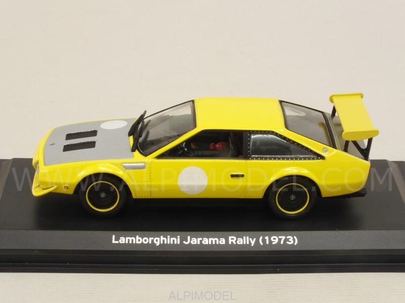 Whitebox Wb503 Lamborghini Jarama Rally 1973 Yellow 143