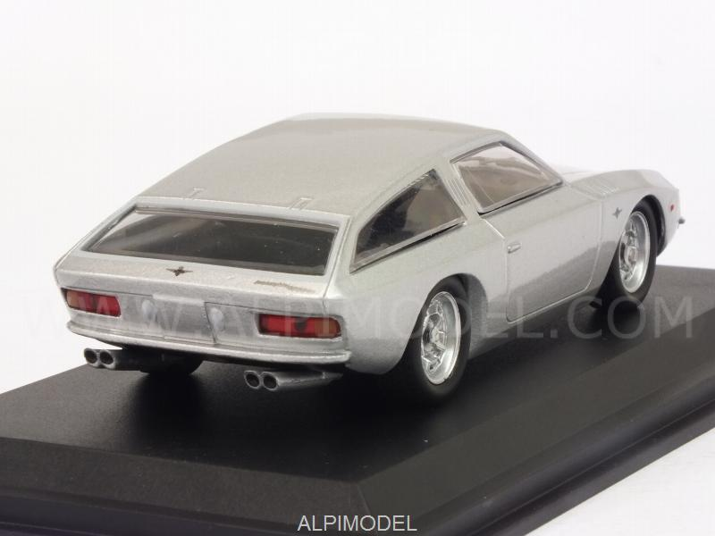 Lamborghini 4000 GT Flying Star II 1966 (Silver) - whitebox