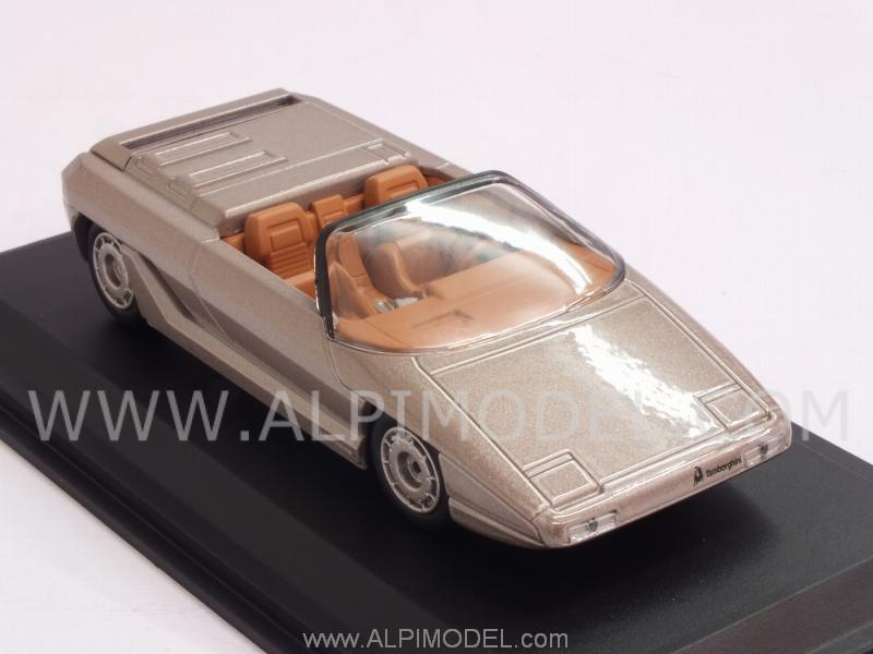 Lamborghini Athon Bertone 1980 (Light Brown  Metallic) - whitebox