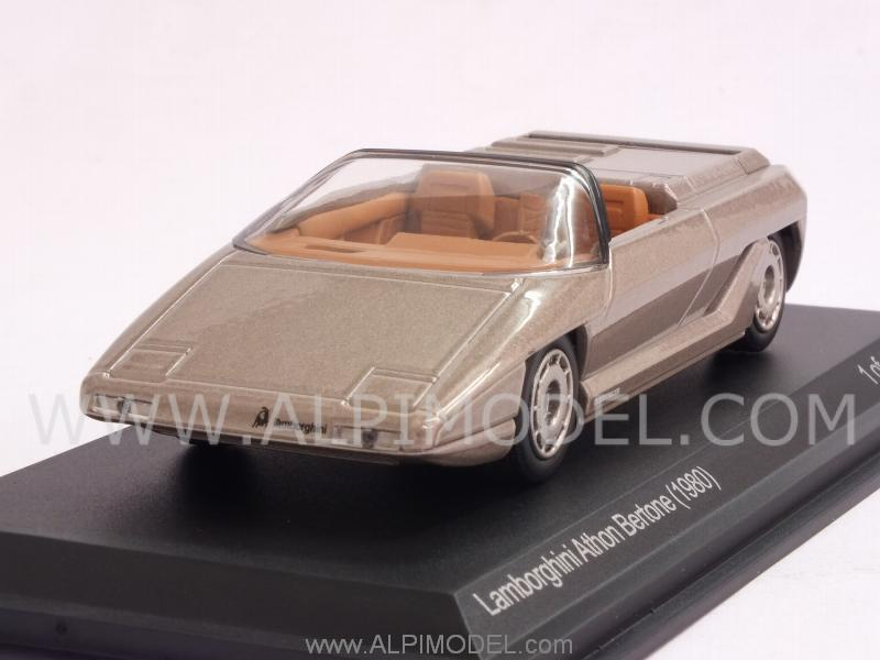 Lamborghini Athon Bertone 1980 (Light Brown  Metallic) by whitebox