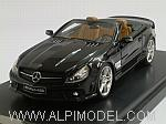 Mercedes SL65 AMG Cabrio (Black) by ABSOLUTE HOT