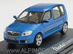 Skoda Roomster (Metallic Blue) by ABREX