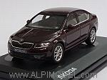 Skoda Octavia (Rosso Brunello Metallic) by ABREX