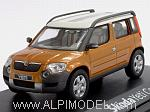 Skoda Yeti Concept (Metallic Orange) by ABREX
