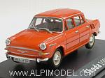 Skoda 1000 MB (Orange Red) by ABREX