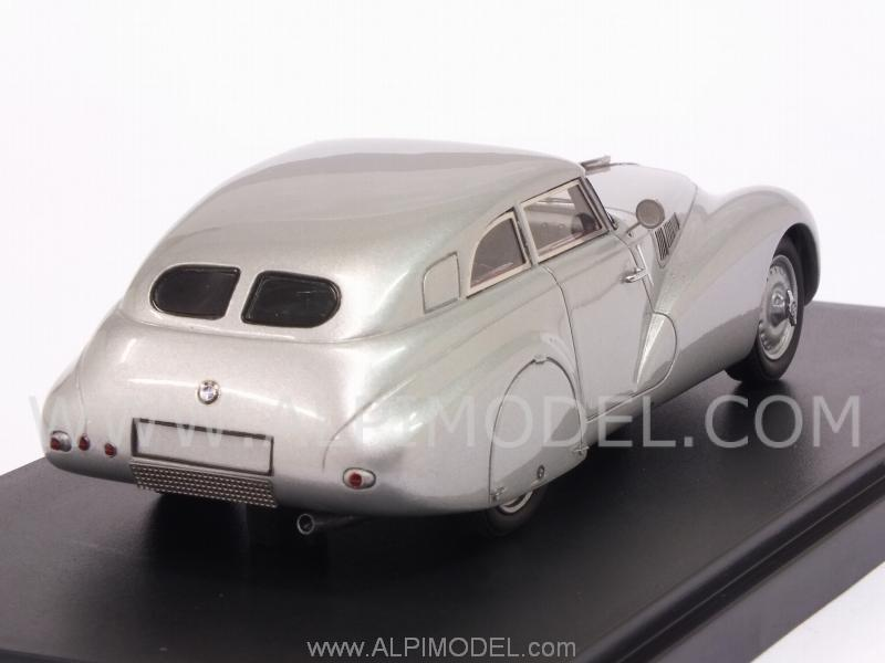 auto-cult BMW 328 Kamm Coupe 1940 (Silver) (1/43 scale model)