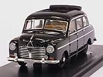 Borgward B1250 Pollmann 1951 (Black) by AUTO CULT