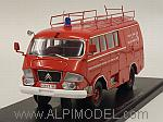 Citroen Belphegor Type 350 Fire Brigades 1966 by AUTO CULT