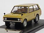 Range Rover1970 (Bahama Gold) by ALMOST REAL