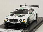 Bentley Continental GT3 #7 Blancpain Endurance Series #7 Nurburgring 2015 Smith - Kane - Meyrick by ALMOST REAL