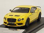 Bentley Continental GT3R 2015 (Monaco Yellow) by ALMOST REAL