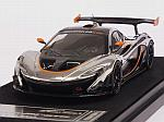 McLaren P1 GTR (Chrome/Gloss Black) by ALMOST REAL